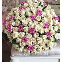 Букет Розовая нежность