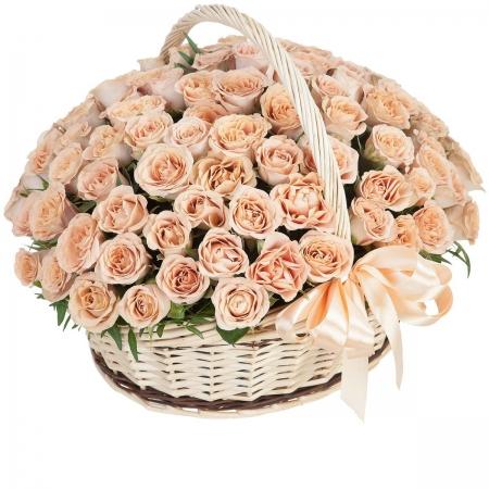Цветы в корзине Песня страсти