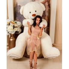 Белый мишка 210 см
