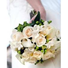 букет невесты артикул 1006