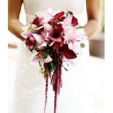 букет невесты артикул 1007