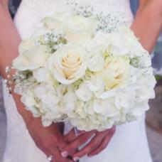 букет невесты артикул 1012