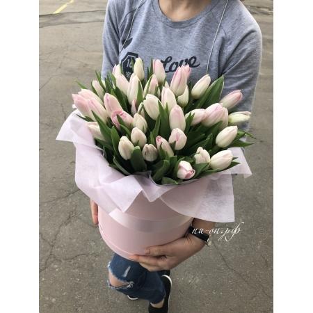 Букет Аромат тюльпанов