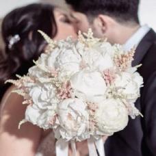букет невесты артикул 1021