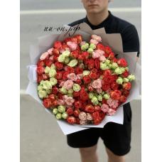 41 кустовая роза