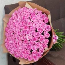 Букет Розовый омут