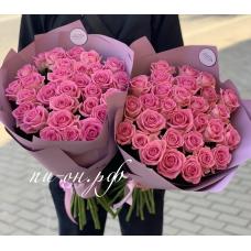 29 розовых роз