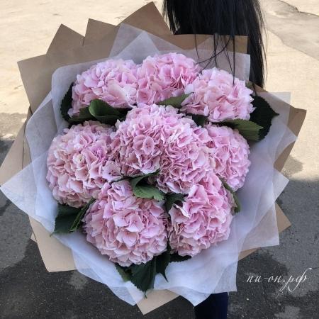 Букет Розовая легкость