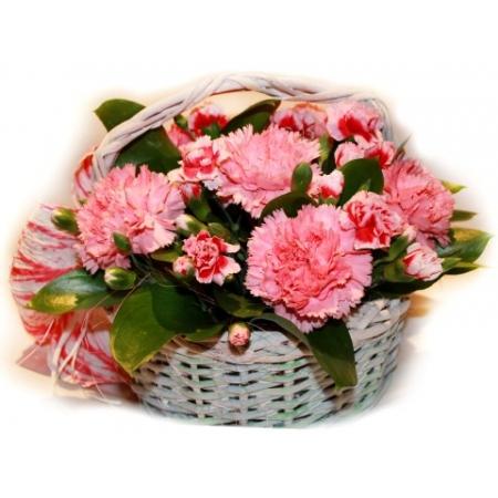 Букет Розовый соблазн