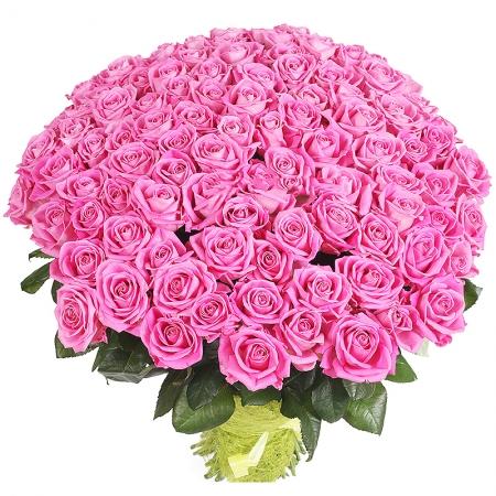 Розовый омут