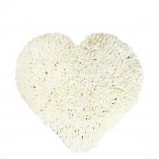 """Композиция из 1001 белой розы """"Сердце Ангела"""""""