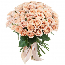 """Букет роз """"Cappucino"""""""