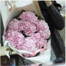 Букет Розовое утро