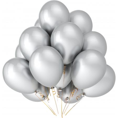 15 шаров  (серебро)