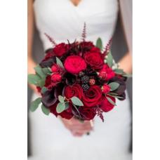 букет невесты артикул 1054