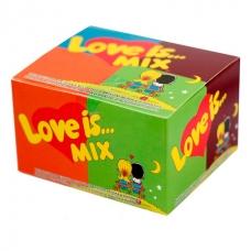 """Жвачка Love is — """"Mix"""" (20 шт.)"""